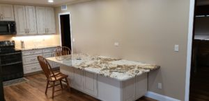 Kitchen Cabinets and Countertops Remodel